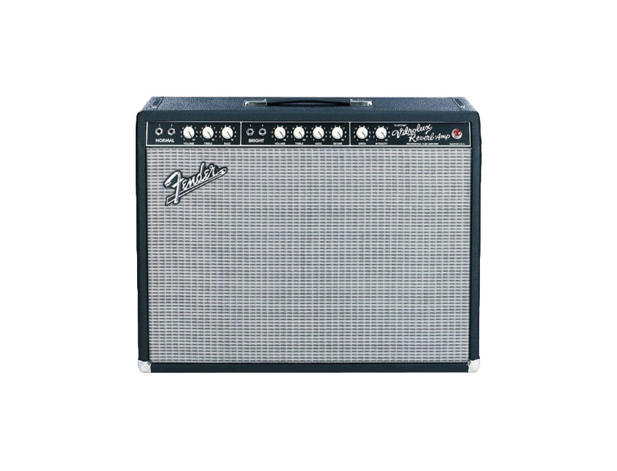 Fender Custom Vibrolux Reverb-Amp Combo Reviews & Prices   Equipboard®
