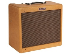 Fender hot rod series blues junior 15w 1x12 tube guitar combo amp s
