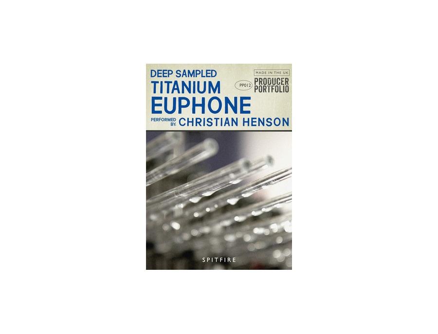 Spitfire Audio - Titanium Euphone Reviews & Prices | Equipboard®