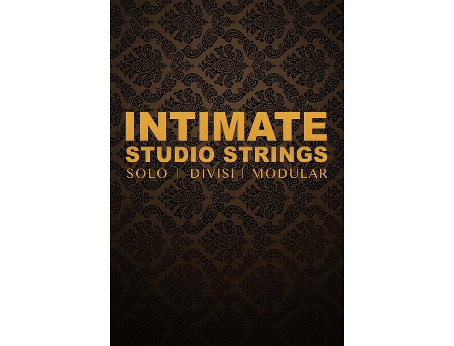 8dio intimate studio strings xl