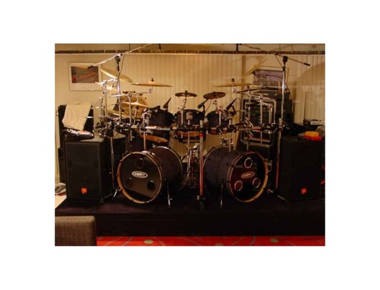 OCDP Joey Jordison Iowa Drum Kit