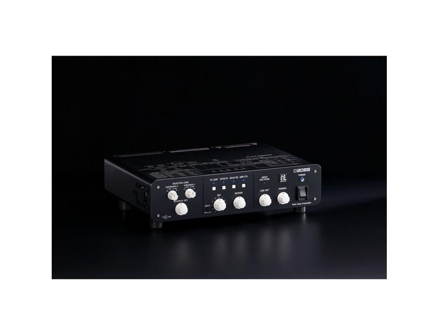 Boss tube amp expander variable active load box xl