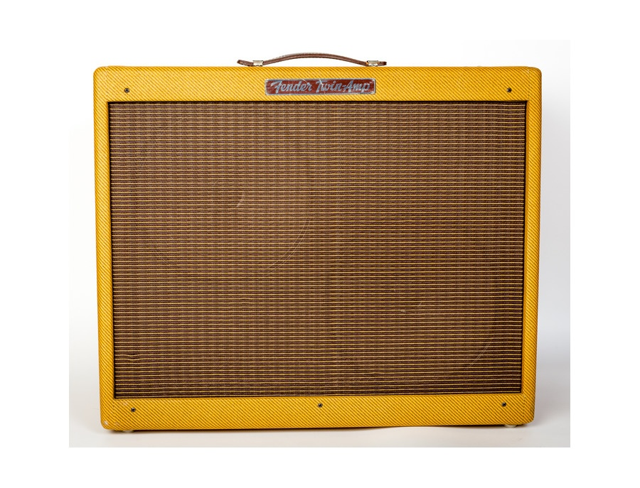 Fender Twin Re-Issue Model