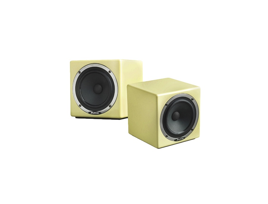 Avantone active mixcube powered full range mini reference monitors xl