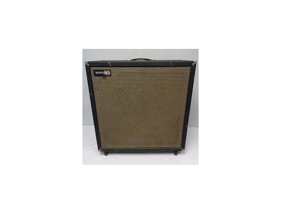 Sunn 118v 1x18 bass cabinet xl