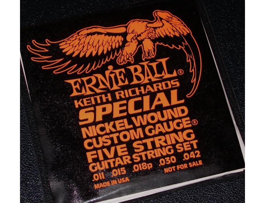 Ernie ball keith richards special customs xl
