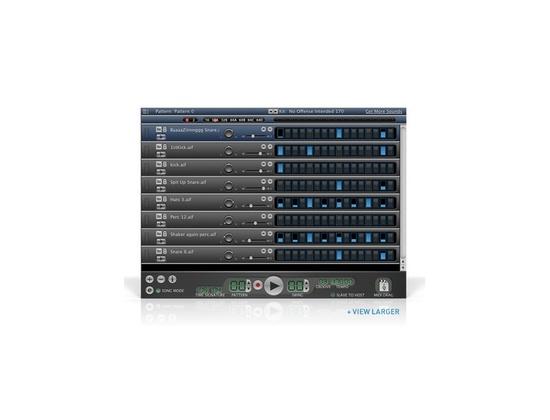 iZotope iDrum Virtual Drum Machine Plugin