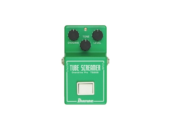 Ibanez TS808 The Original Tube Screamer