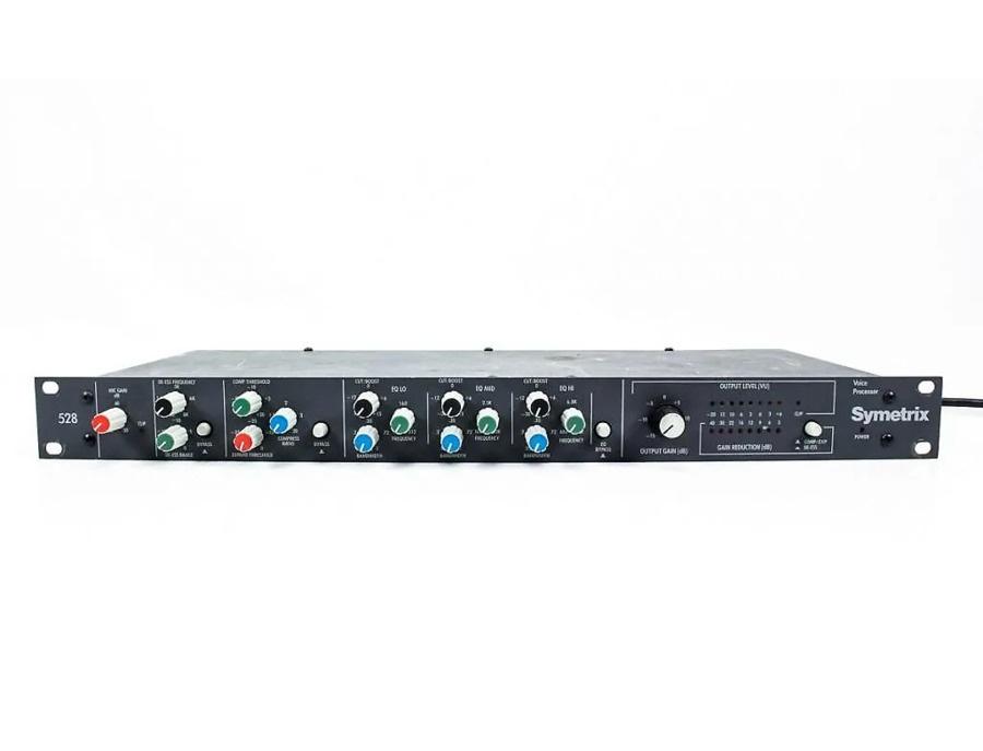Symetrix 528 voice processor xl