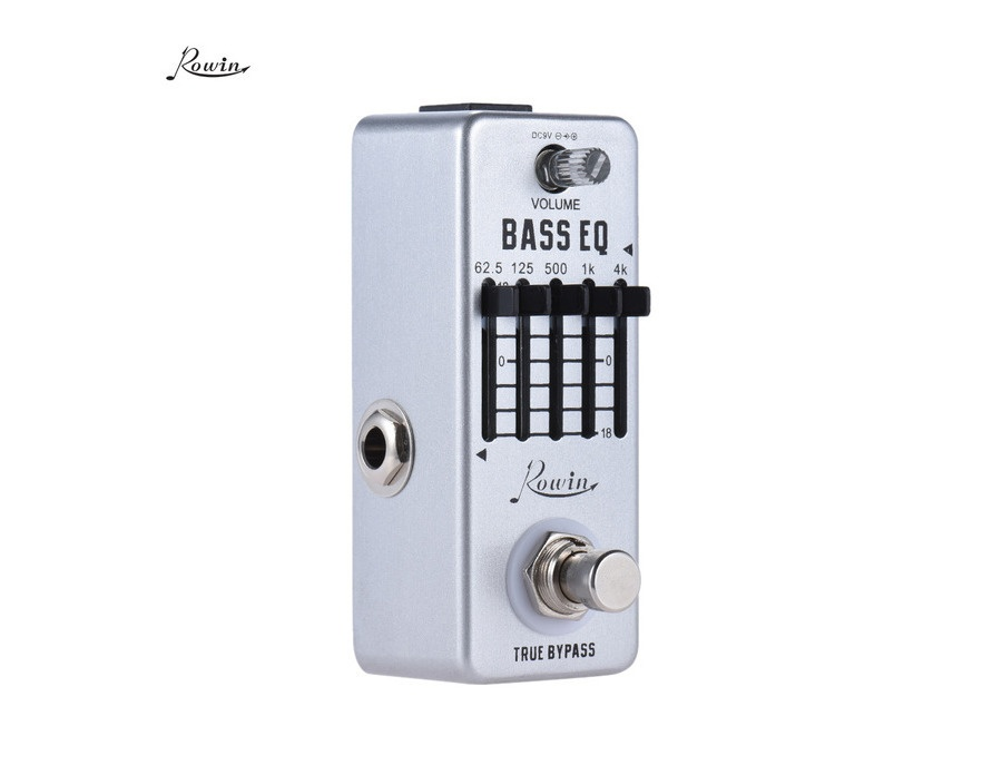 Rowin LEF-317B Bass EQ pedal Reviews & Prices | Equipboard®