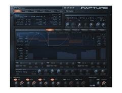Cakewalk rapture pro software multisample synthesizer vst s