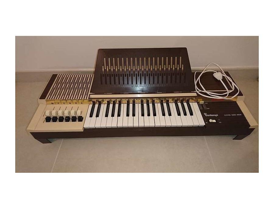 Bontempi electric chord organ b8 xl