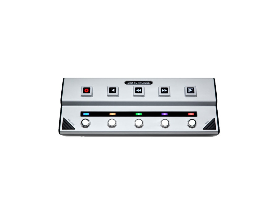 Apogee gio usb guitar interface and controller xl