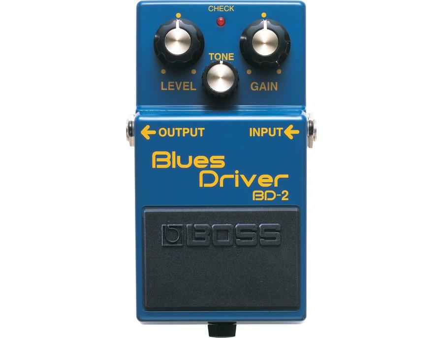 Boss bd 2 blues driver xl