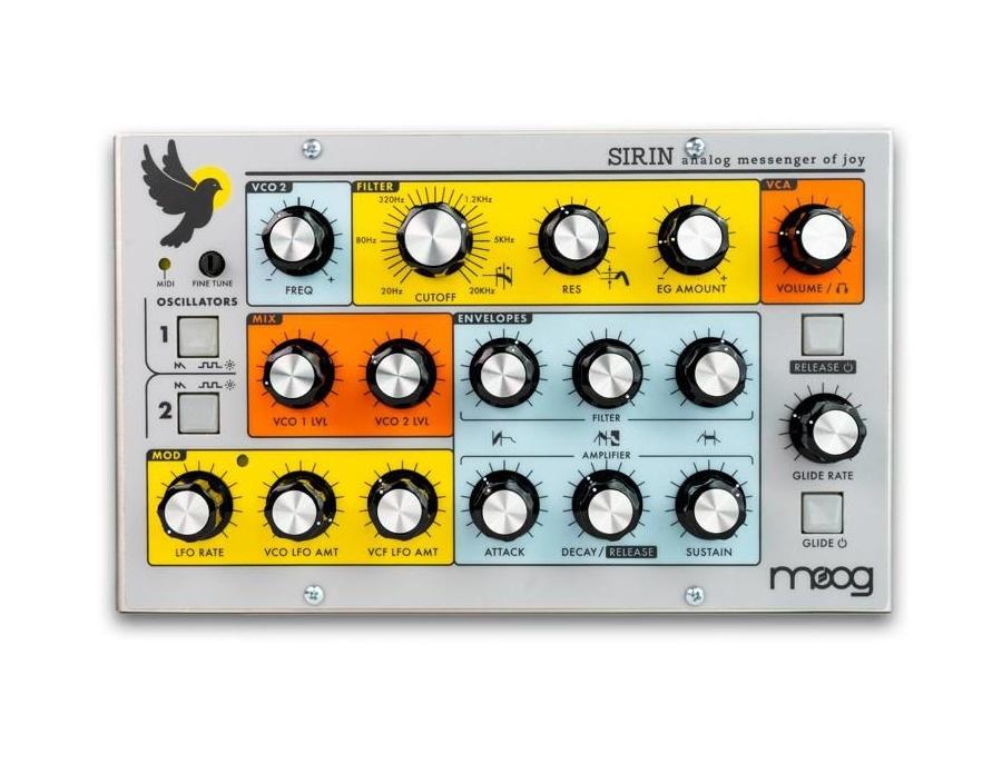 Moog sirin analog synthesizer module xl