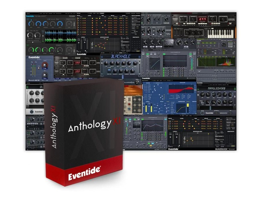 Eventide anthology xi xl