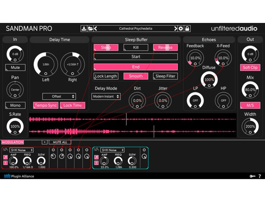 Unfiltered audio sandman pro xl
