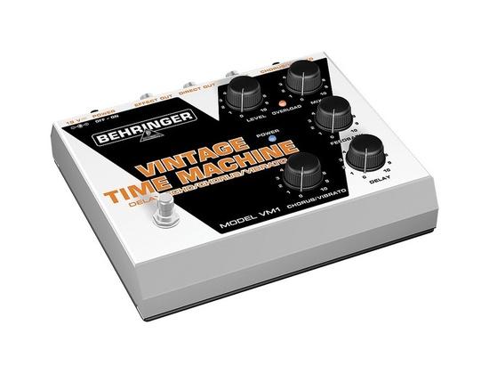 Behringer Vintage Time Machine VM1 Analog Delay/Chrous/Vibrato Pedal