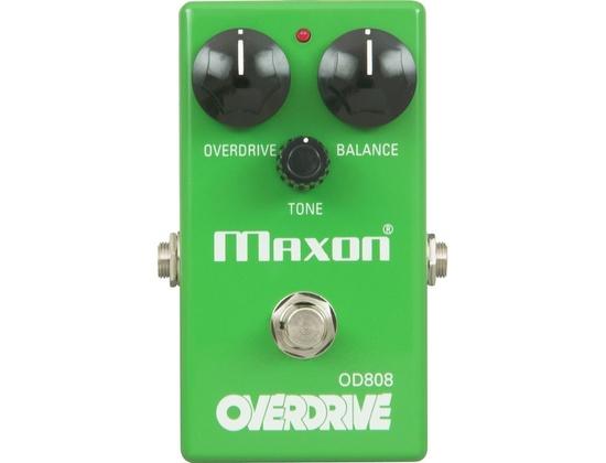 Maxon OD808 Overdrive