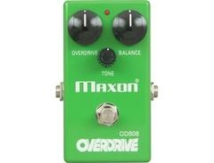 Maxon od808 overdrive s