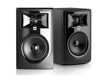 "JBL 306P MKII Powered 6.5"" Two-Way Studio Monitors"
