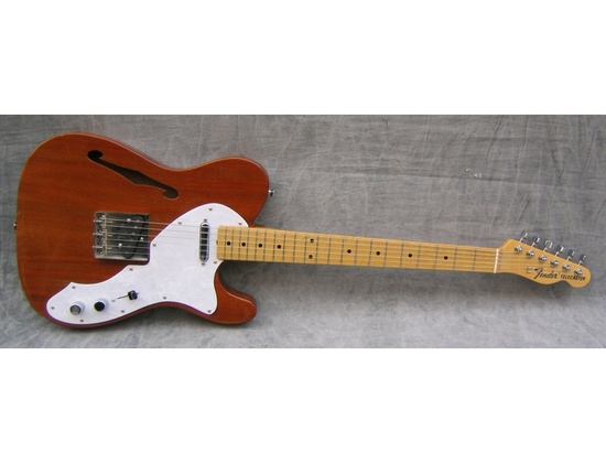 60s Fender Thinline Telecaster