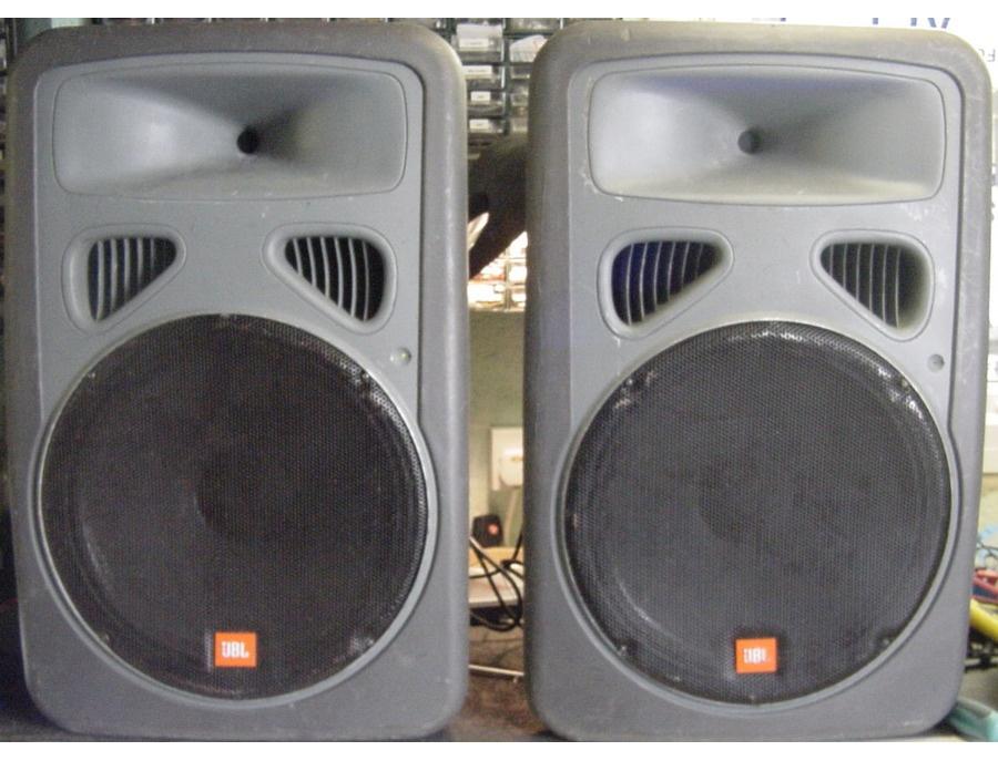 Jbl eon 15 p1 powered speakers xl