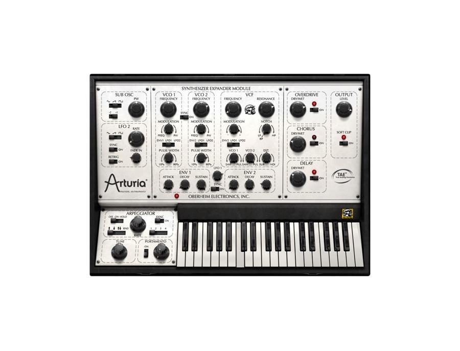 Arturia oberheim sem v software synthesizer xl