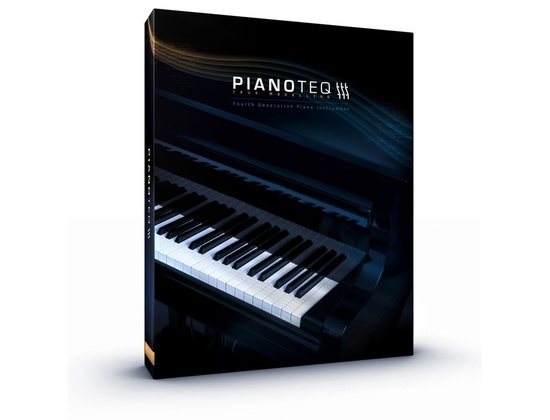 MODARTT Pianoteq 4 Stage Software Piano Instrument