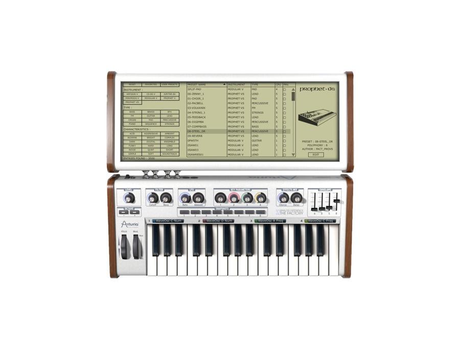 Arturia Analog Factory Software Synthesizer