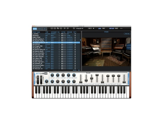 Arturia Analog Lab Software Synthesizer