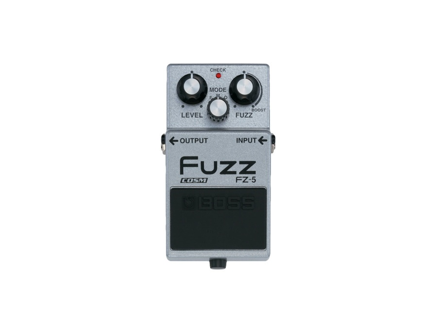 boss fz 5 fuzz guitar effects pedal reviews prices equipboard. Black Bedroom Furniture Sets. Home Design Ideas
