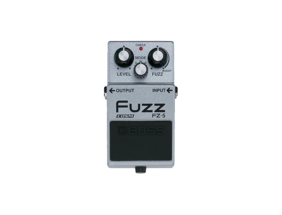Boss FZ-5 Fuzz Guitar Effects Pedal