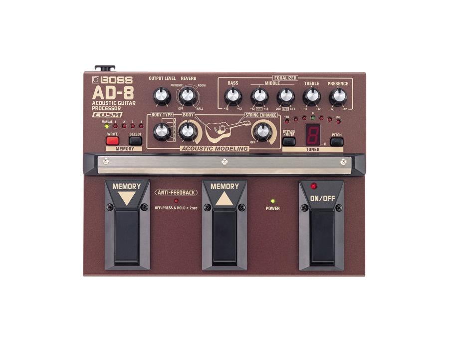 Boss AD-8 Acoustic Guitar Processor