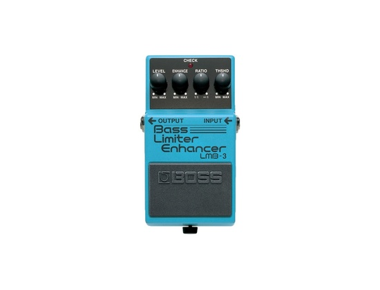 Boss LMB-3 Bass Limiter/Enhancer Effects Pedal