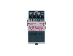 Boss syb 5 bass synthesizer effects pedal s
