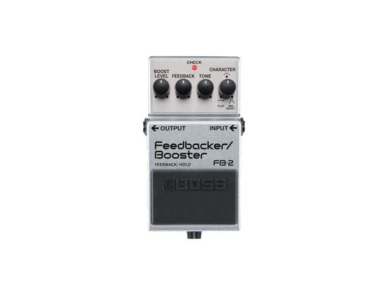 Boss FB-2 Feedbacker/Booster Guitar Effects Pedal