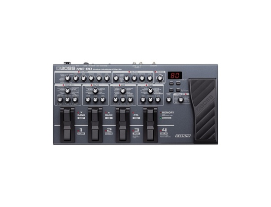 Boss ME-80 Guitar Multiple Effects