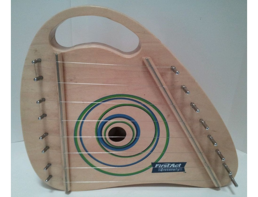 First Act Discovery Lap Harp