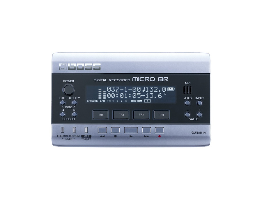 Boss MICRO BR® Digital Recorder