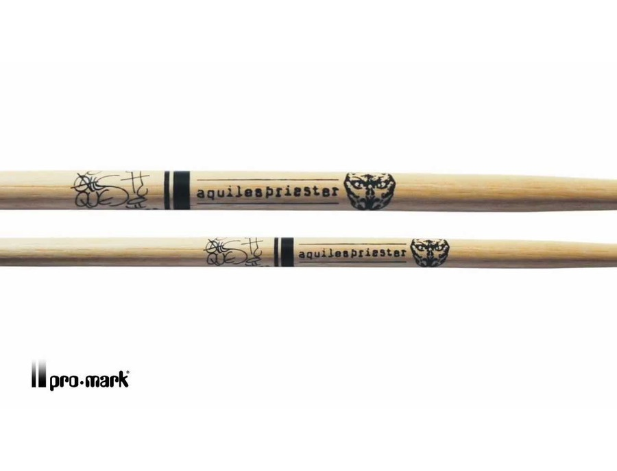 Promark aquiles preister signature drum sticks xl