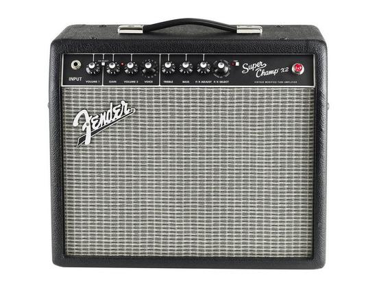Fender SuperChamp X2