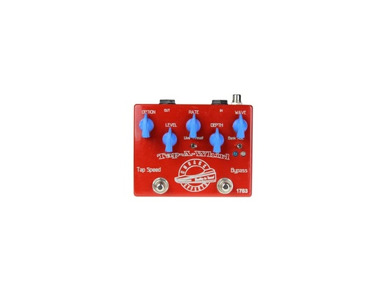 Cusack Tap-a-Whirl Tremolo Pedal