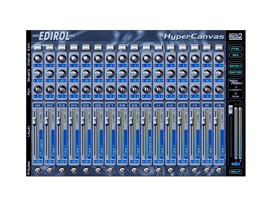 Edirol HyperCanvas Reviews & Prices | Equipboard®