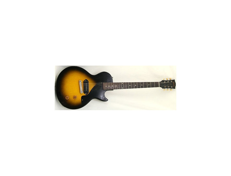 1957 gibson les paul junior reviews prices equipboard. Black Bedroom Furniture Sets. Home Design Ideas