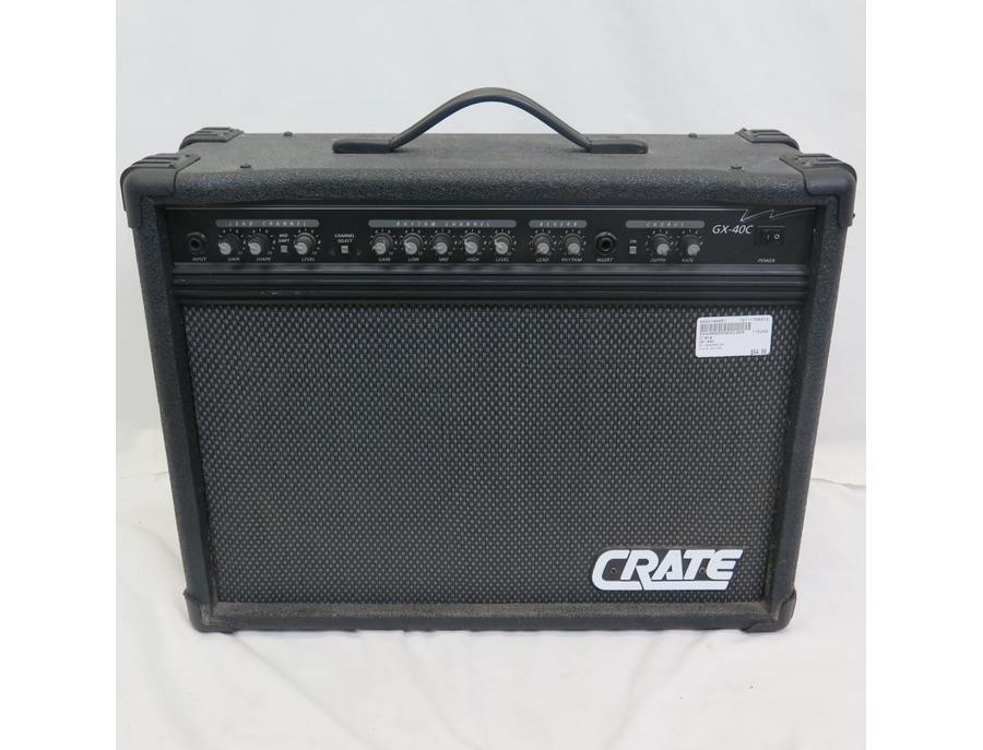 Crate gx 40c xl