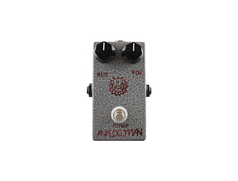 Analog Man 2 Knob Small Comprossor