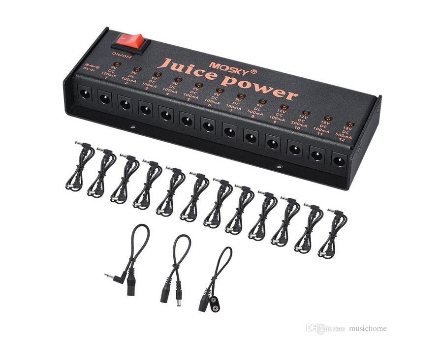 Mosky juice power xl
