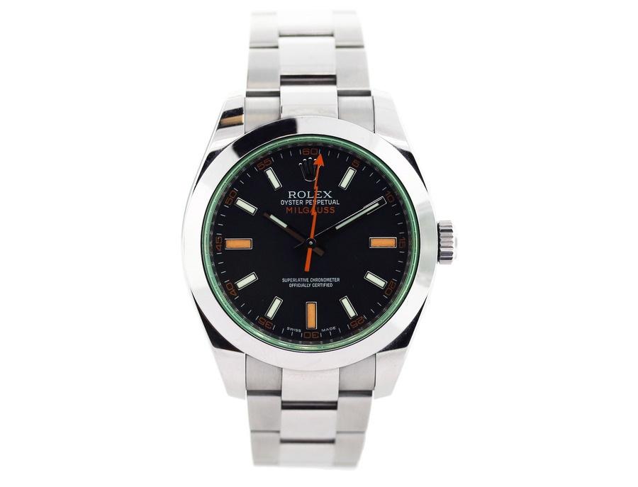50th Anniversary Rolex GV Milgauss