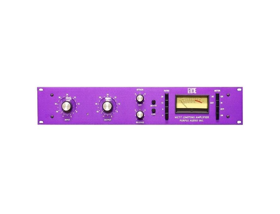 Purple Audio MC77 Limiting Amplifier